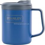Термокружка Stanley eCycle 0,47 л темно-синяя (6939236321976)
