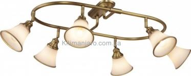 Потолочный светильник Altalusse INL-9286C-06 Golden Brass (8599879905131)