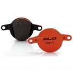 Тормозные колодки дисковые XLC BP-D09 , Magura