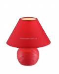 Лампа настольная ТМ GLOBO 21680 TEMPLE 1хE14; IP20