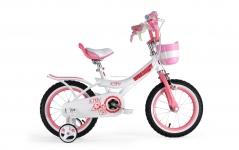 "Велосипед RoyalBaby JENNY GIRLS 14"", розовый 2017"