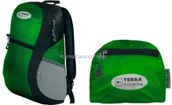 Рюкзак Terra Incognita Mini 12 (зелёный/чёрный)