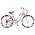 Велосипед Schwinn Hollywood Women 2017 Pink