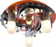 Потолочный светильник Altalusse LV168-04  Orange/Gold (8599869001065)