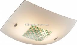 Потолочный светильник Altalusse INL-9318C-04 Green&Yellow (8599879904882)