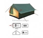 Палатка TOTEM Bluebird (однослойная) вместимостью 2