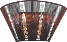 Бра Altalusse INL-1029W-2 Chrome & Chocolate