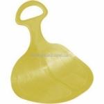 Санки Plast Kon Pinguin желтые