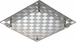 Потолочный светильник Altalusse INL-9320C-08 Chrome (8599879905087)