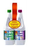 Жидкость для биотуалета Thetford Duopack Campa Green и Campa Rinse Plus, 1.5 л