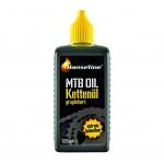 Смазка для цепи Hanseline MTB-Oil,125мл