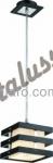 Люстра Altalusse INL-9215P-1 Chrome & Wengue