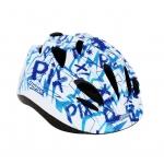 Шлем детский Pix Tempish, голубой