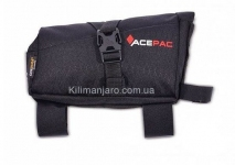 Сумка на раму Acepac ROLL FUEL BAG M, черная