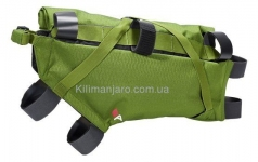 Сумка на раму Acepac ROLL FRAME BAG M, зелёная