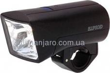 Фара Sigma Ellipsoid (00521), галогенная лампочка HS3 6V-0.4A, 12Lux, серая