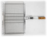 Решетка для гриля Time Eco 2014 Премиум со съемной ручкой