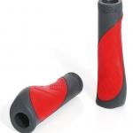 Грипсы XLC 'Comfort bo' GR-S17 черно-красные