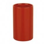 Стакан для ванной комнаты Spirella TUBE красный