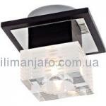 Потолочный светильник Altalusse INL-9152C-1 Chrome & Wenge