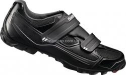 Велообувь SHIMANO  M065L, черн, SPD (SHM065L)