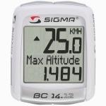 Велокомпьютер Sigma Topline BC 14.12 STS ALTI (04160)