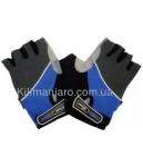 Перчатки без пальцев In Motion NC-1212-2010 синий