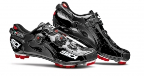 Велотуфли МТБ Sidi Drako Carbon SRS Vernice Black/Black