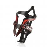 Флягодержатель Zefal Pulse Fiber Glass, (1750D) 40грамм, черно-красный