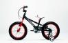 Велосипед RoyalBaby BULL DOZER 18, черный
