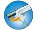 Губка для мытья окон - WET&DRY