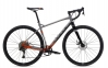 Велосипед 28 Marin GESTALT X10  2020 Satin Silver/Gloss Orange to Black Fade